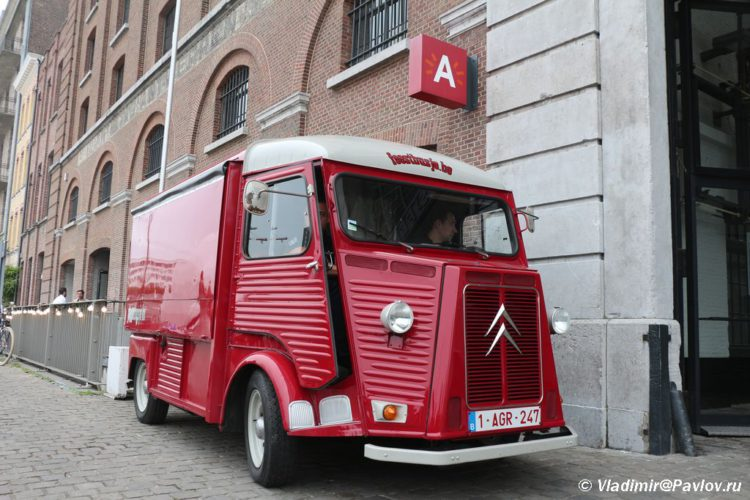 Sitroen 750x500 - Бельгия. Антверпен. Antwerpen. 7