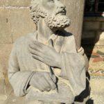Skulptura v Ichmiadzine. Armeniya 150x150 - Арарат и монастырь Хор Вирап (Khor Virap). Достопримечательности Армении