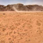 Smerch v pustyne Vadi Ram. Iordaniya. Wadi Rum Jordan 1 150x150 - Песчаная буря в пустыне Вади Рам (Wadi Rum sand storm)