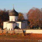 Sobor Preobrazheniya Gospodnya na beregu Velikoj 150x150 - Мирожский монастырь в Пскове