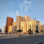 Sovremennaya zastrojka Manamy. Bahrejn 150x150 - Прогулка по столице Бахрейна, Манаме