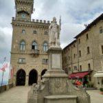 Statuya Svobody na ploshhadi Svobody v San Marino 150x150 - Республика Сан Марино. San Marino, Продолжение.