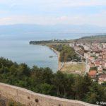 Stena kreposti tsarya Samuila ozero i odnoimennyj gorod Ohrid 150x150 - Крепость в Охриде. Машины марки Yugo. Пиперка.