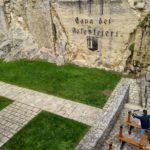 Strelok iz arbaleta na ploshhadi v San Marino 150x150 - Республика Сан Марино. San Marino, Продолжение.