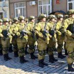 Stroj v obmundirovanii Ratnik 150x150 - 9 мая в Выборге. Праздник на Красной площади, парад ретротехники военных лет