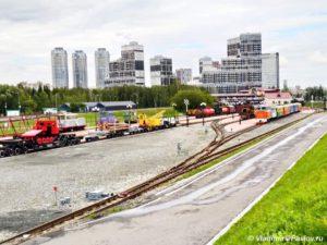 Sverdlovskaya detskaya zheleznaya doroga. Ekaterinburg 300x225 - Свердловская детская железная дорога. Екатеринбург