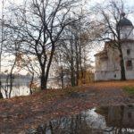 TSerkov Klimenta Papy Rimskogo naberezhnaya Velikoj 150x150 - Мирожский монастырь в Пскове
