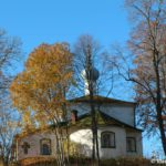 TSerkov Rozhdestva Presvyatoj Bogoroditsy Izborsk 150x150 - Церкви и источник рядом с Изборской Крепостью