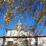 TSerkov Rozhdestva Presvyatoj Bogoroditsy v Izborske 150x150 - Церкви и источник рядом с Изборской Крепостью