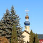 TSerkov Voskresheniya Lazarya. Pskovo pecherskij monastryr 150x150 - Паломническая трапеза, Печерский монастырь