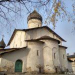 TSerkov Vozneseniya Starovoznesenskogo monastyrya. Pskov 150x150 - Туман, кафе в Пскове, цены