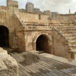 Teatr Odeon v Ammane ryadom s rimskim amfiteatrom. Odeon theatre Amman Jordan 150x150 - Столица Иордании Амман. Amman, Jordan.