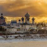 Tihvinskij monastyr zimoj 150x150 - Петрозаводск - Старая Ладога - Тихвин - Александро-Свирский монастырь