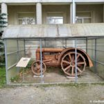 Traktor. Ekspozitsiya muzeya. Pskov 150x150 - Поганкины палаты. Псковский музей-заповедник.