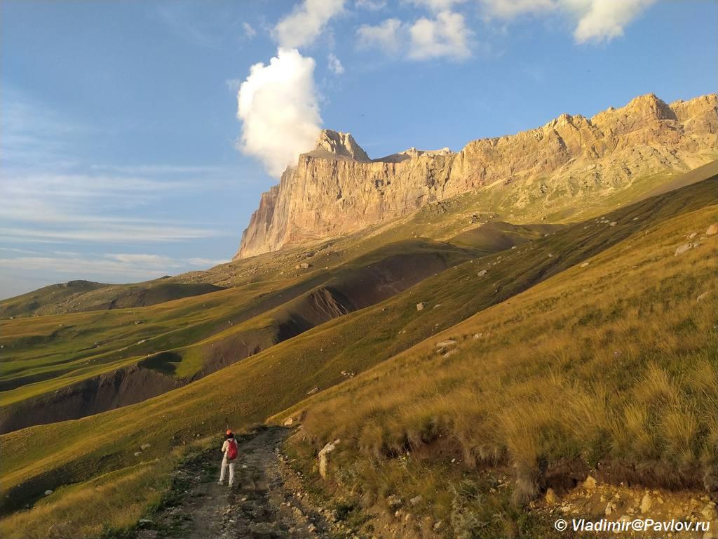 Trek na YArydag Erydag. Gornyj turizm v Dagestane - Горный Дагестан. Базардюзи, Ярыдаг, Шаблусдаг, Куруш
