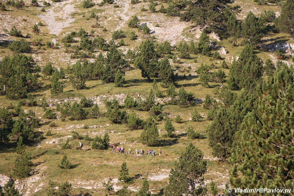 Trekking v natsionalnom parke Olimp. Olympus National Park tracking 1024x682 - Горный приют Спилиос-Агапитос. Spilios Agapitos Refuge A.