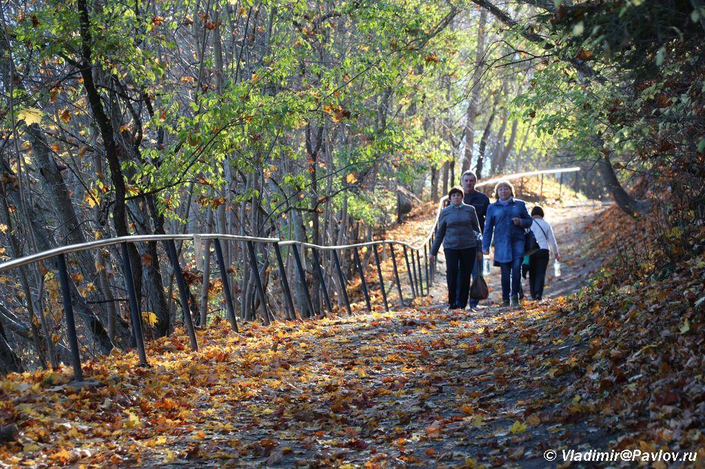 Tropa k Slovenskim klyucham - Словенские ключи и Городищенское озеро в Изборске
