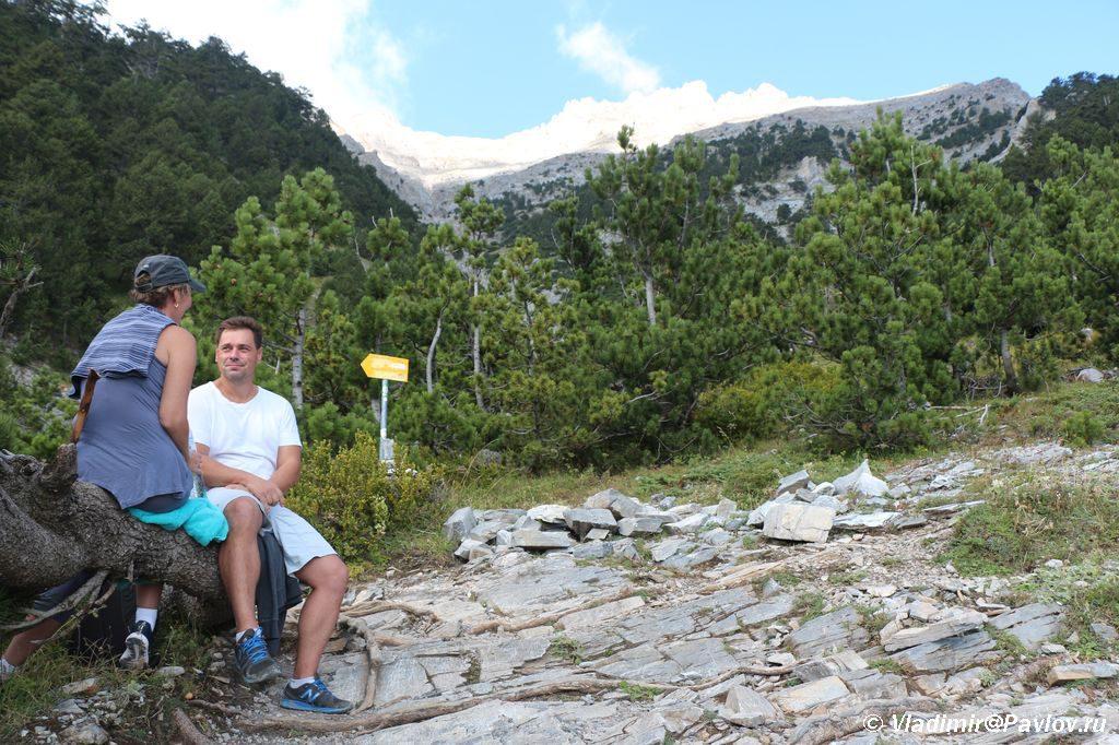 Turisty na privale. Put na Olimp 1024x682 - Балканы. Подготовка к путешествию