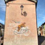 Tvorcheskaya ulitsa Marechchia v Rimini. Via Marecchia. Rimini 150x150 - Римини (Rimini). Начало и отправная точка.