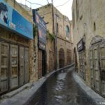 Ulitsa v Es Salt i ee dveri. As Salt Iordaniya 150x150 - Двери и ворота - достопримечательности города Эс Салт в Иордании (As Salt)