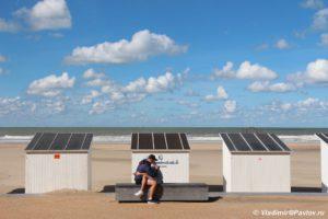 V Belgii kazhdyj otdyhaet kak emu bolshe nravitsya 300x200 - Бельгия. Остенде (Ostende). Бельгия с палаткой. 12