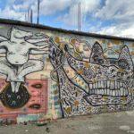 V Mostare uzhe ne ostalos pustyh sten. Bosniya i Gertsegovina Mostar 150x150 - Мостар (Mostar) - достопримечательность Боснии