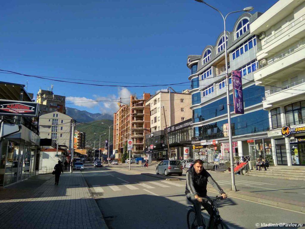 V Peche lyubyat ezdit na velosipedah. Kosovo. Kosovo 1024x768 - Печ (Peje), Приштина, Железные дороги Косово. Kosovo