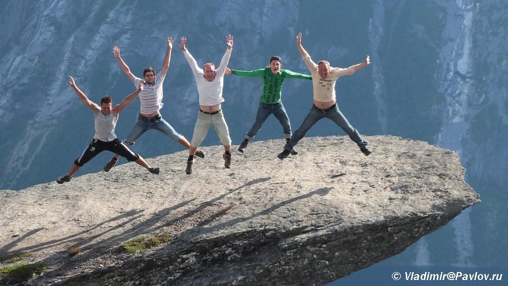V poiskah chistoj vody. Video. YAzyk Trollya. Norvegiya - В поисках чистой воды. Норвегия. Фьорды.