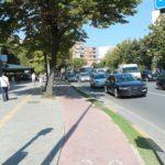 Velosipednaya dorozhka v Tirane. Albaniya 150x150 - Автобус Шкодер - Тирана. Столица Албании.