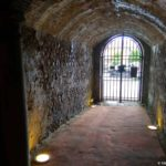 Vhod v Grott San Mishel. Grotte di San Michele. Santarkandzhelo di Romanya Rimini Italiya. Santarcangelo di Romagna 150x150 - Сантархангело. (Сантарканджело-ди-Романья, Santarcangelo di Romagna)