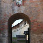 Vhod v Izborskuyu Krepost cherez Nikolskie vorota 150x150 - Изборская крепость