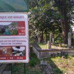 Vhod v mechet i minaret platnyj. Bosniya i Gertsegovina Mostar 150x150 - Что показывают в Мостаре организованным туристам