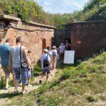 Vhod v podzemunuyu ekspozitsiyu muzeya forta Pillau 150x150 - Экскурсия в Цитадель Балтийска, крепость Пиллау