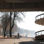 Vid iz pod Olginskogo mosta na naberezhnuyu Pskova 150x150 - Прогулка по Пскову