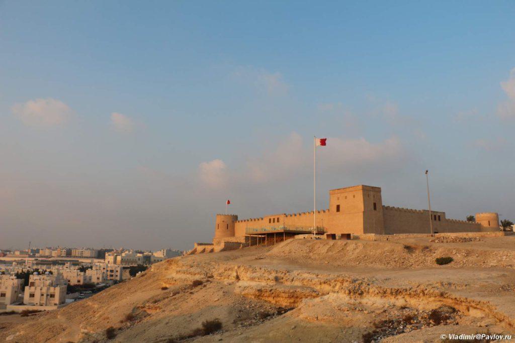 Vid na Fort Salman bin Ahmet al Fateh v Er Rifa. Bahrejn. Sheikh Salman Bin Ahmed Al Fateh Fort Riffa 1024x683 - Форт Салман бин Ахмет аль-Фатех в Эр-Рифа. Sheikh Salman Bin Ahmed Al Fateh Fort, Riffa