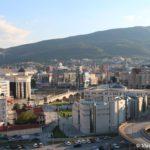 Vid na Skope iz kreposti Kale 150x150 - Крепость Скопье. Македонский язык.