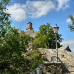 Vid na bashnyu CHesta v San Marino. Seconda Torre San Marino 150x150 - Республика Сан Марино. San Marino, Продолжение.