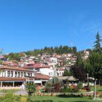 Vid na staryj Ohrid 150x150 - Набережная Охрида. Экскурсии по Охриду на лодках.