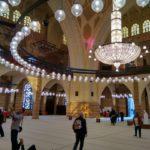 Vnutri Mecheti Al Fatih v Maname. Bahrejn. Al Fatih Mosque Manama 150x150 - Соборная мечеть Аль-Фатих в Манаме. Al-Fatih Mosque / Great Mosque