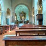Vnutri tserkvi Church Santa Maria Maggiore. Ravenna 150x150 - Равенна (Ravenna). Однодневная экскурсия из Римини