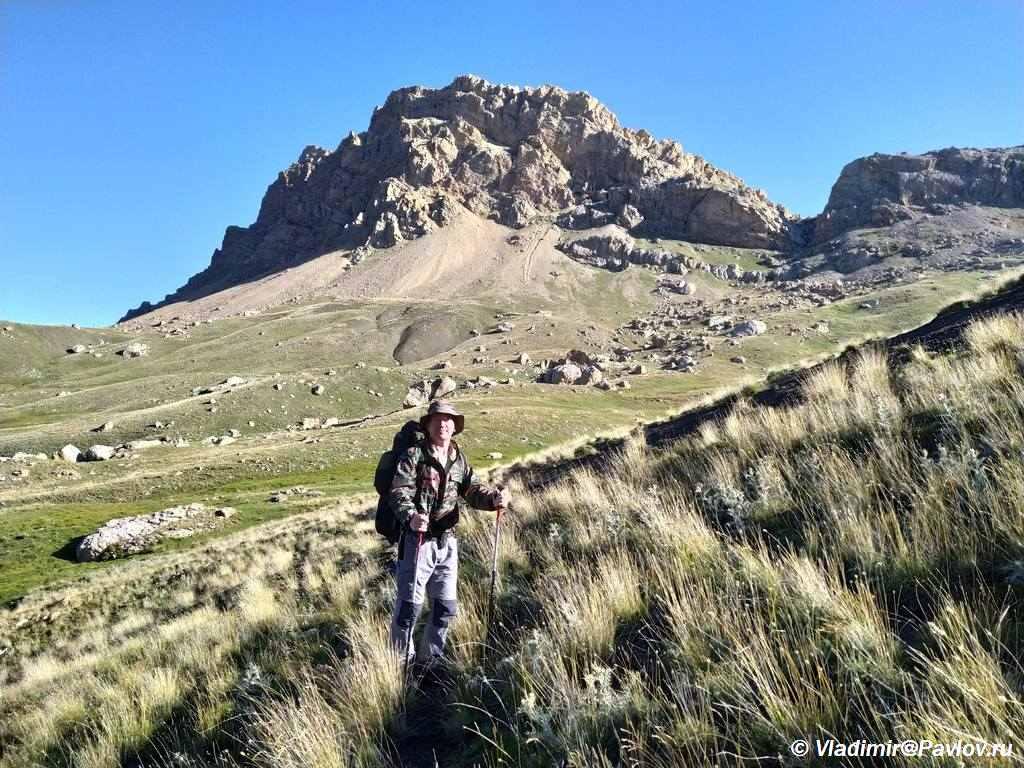 Voshozhdenie na Erydag treking v Dagestane - Горный Дагестан. Базардюзи, Ярыдаг, Шаблусдаг, Куруш
