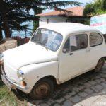 YUgoslavskaya mashina marki Zastava Zastava 150x150 - Крепость в Охриде. Машины марки Yugo. Пиперка.