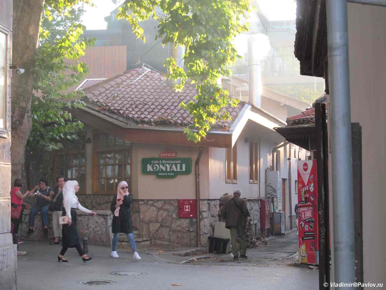 ZHenskaya moda i odezhda v Bosnii. Saraevo. Bosniya i Gertsegovina Sarajevo - Что посмотреть в Сараево (Sarajevo, Bosnia)