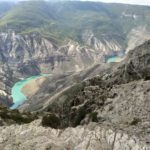 Zelenyj tsvet vody v Sulakskom kanone. Dagestan 2 150x150 - В Сулакский каньон. Продолжение