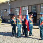 Znamya parada v Vyborge 150x150 - 9 мая в Выборге. Праздник на Красной площади, парад ретротехники военных лет